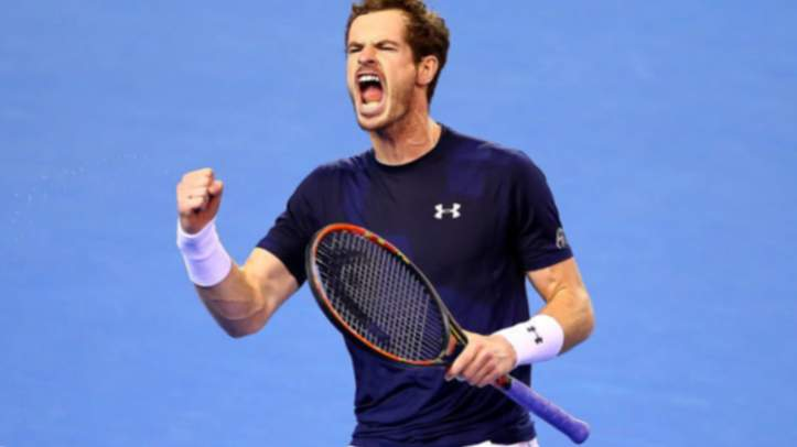 Andy Murray Tennis
