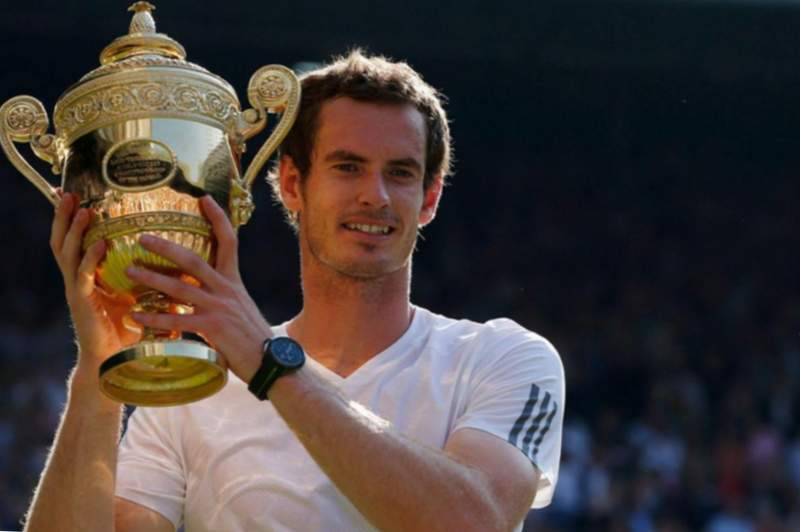 Andy Murray, Logros