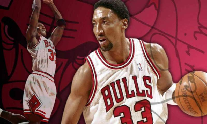 L'atleta Scotty Pippen