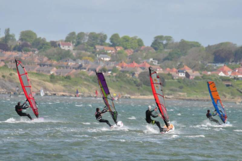 windsurf per a principiants