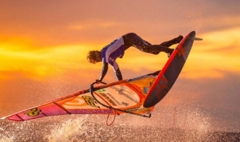 windsurf inflable