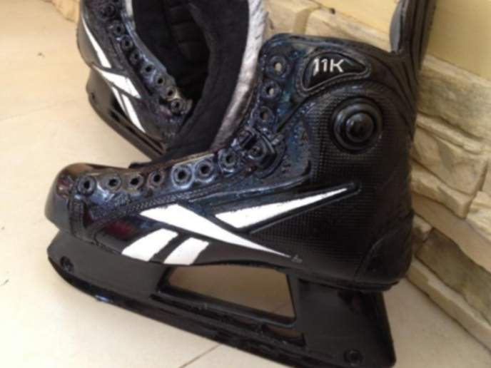 Patins de gel