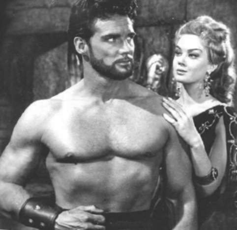 Steve Reeves: Peplum Icon