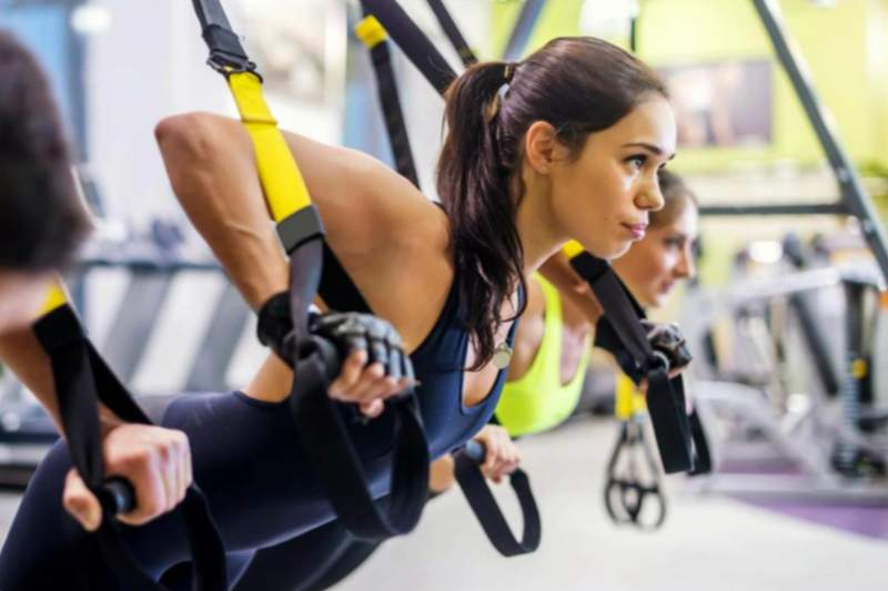 Classes al simulador TRX