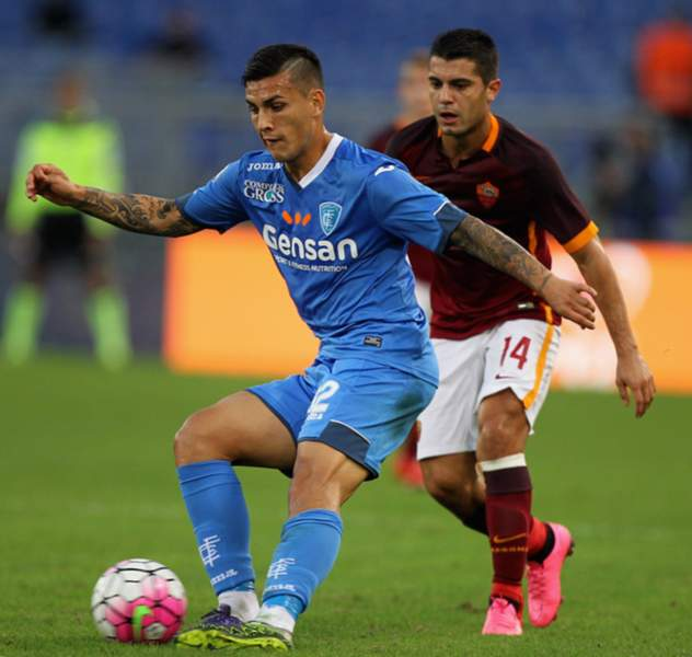 leandro paredes biographie