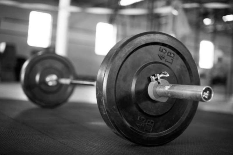 Biceps Barbell Lifting