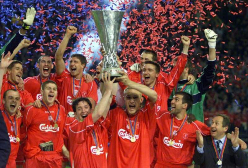 Vittoria del Liverpool in Coppa UEFA