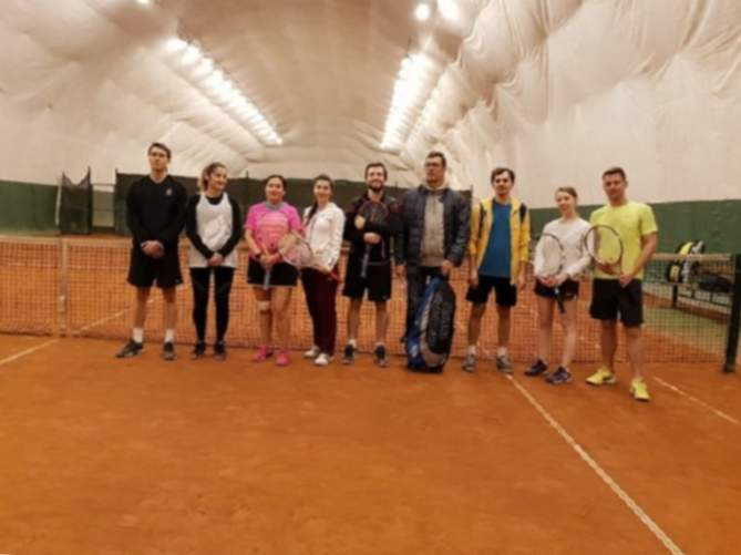 CLUB DE TENIS GLORIA