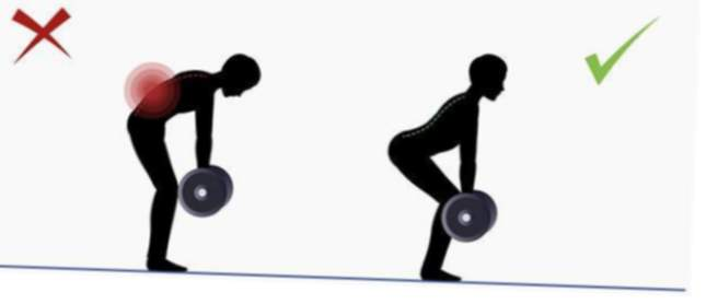 beneficios de deadlift para homes
